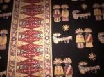 Batik cap ondel-ondel + delman Rp.230.000  2 warna  Request motif dan warna tersedia